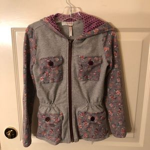 Girls size 8 Matilda Jane Jacket